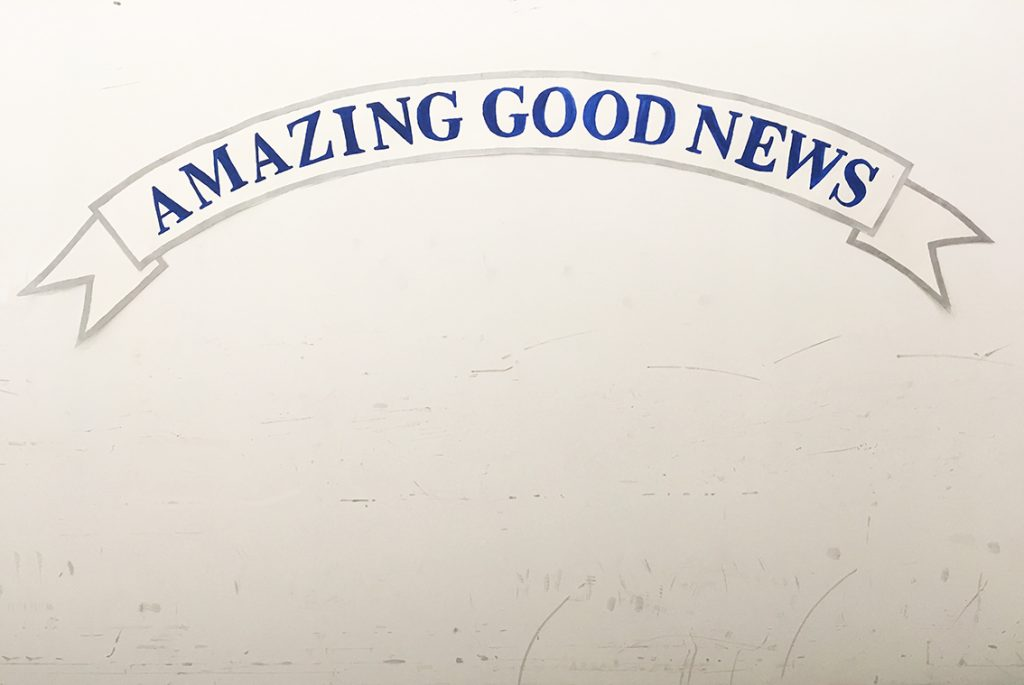 Amazing Good News studio web